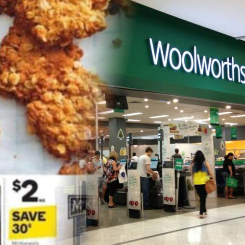 Woolworths Responds To Claims It CHANGED The Name Of ANZAC Biscuits