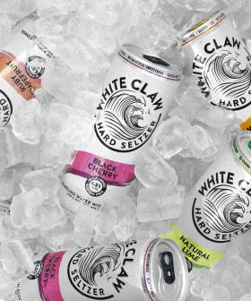 American Cult Fave Sip White Claw About To Hit Aussie Shores With New Flavour