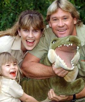 'It's Really Hard': Bindi Irwin Breaks Down Over Raising Daughter Without Dad Steve Irwin