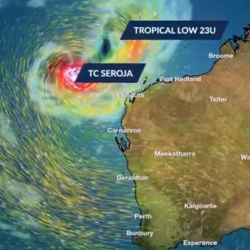 'I Haven't Seen A Case Like This In 25 Years': Perth Meteorologist's HYPED Over Cyclones