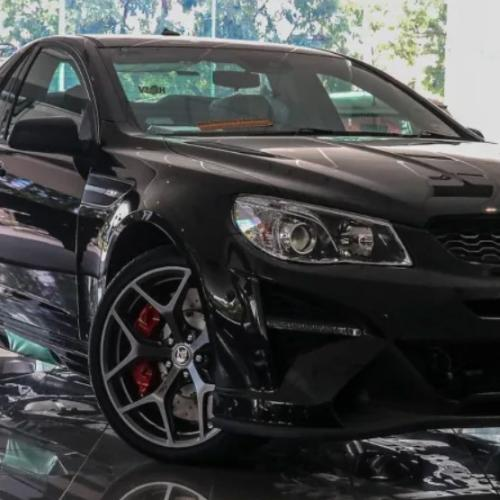 Perth Dealer Lists Final HSV Maloo GTSR Ever Made With Near-Mil Price Tag