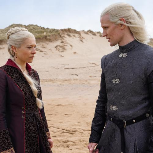 Here's Your First Look At The New 'Game Of Thrones' Series, 'House Of The Dragon'