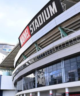 Marvel Stadium Potential COVID Hotspot After Case May Have Attended Essendon v North Melbourne Clash