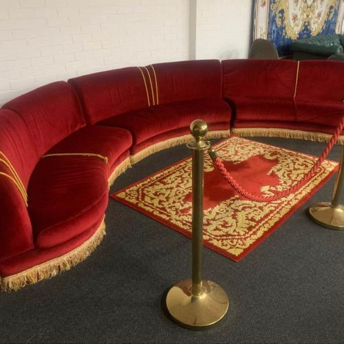'A Real Head Turner': Notorious Club Bay View Couch Up For Sale
