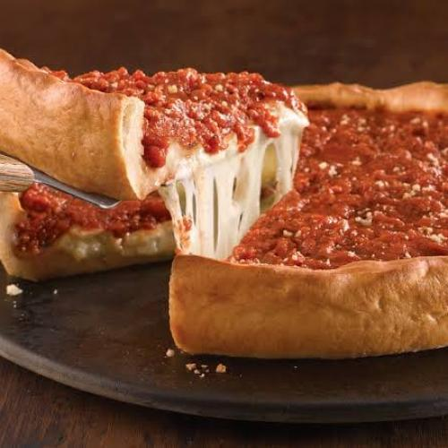 This Joint Appears To Be Creating Perth's First 'Chicago Style' Super Deep-Dish Pizza Pie