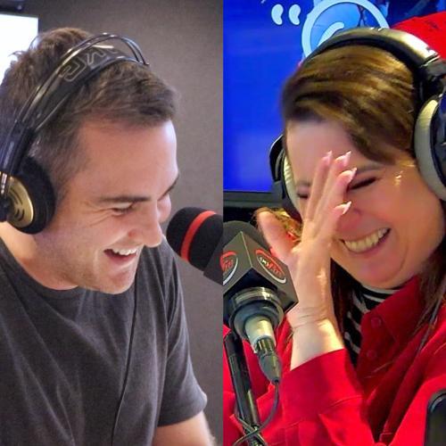 Fremantle lost the game, Ryan Daniels lost Lisa...