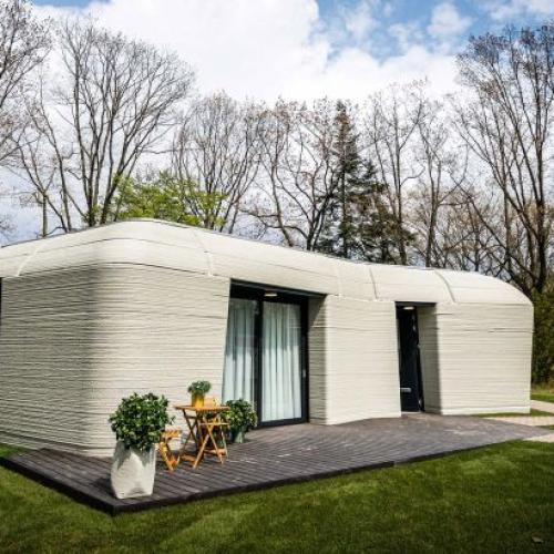 Could 3D-Printed Houses Be A Viable Answer To Our Housing Crisis?