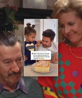 Watch This Dad & Daughter Deliver Classic Aussie Lines From 'The Castle'