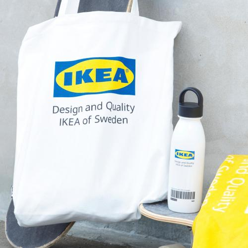 IKEA Has Released A Merch Line & It's Actually Pretty Good!