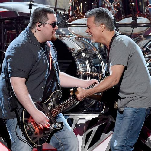 Eddie Van Halen's Advice For What To Do If You Mess Up Onstage
