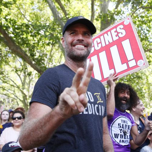 Pete Evans Fined $80K For Promoting 'Miracle Cure' For Coronavirus
