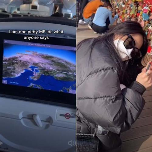 Woman Flies 9500km Just To Remove Love Lock With Ex.... & OMG Yes To This Pettiness