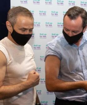Perth FROTHS Over The McGowan & Cook Gun Show
