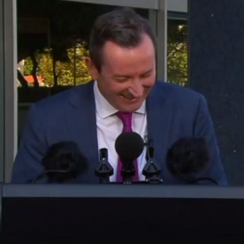 'WA's Favourite Work Besties': The Premier & Interpreter Fiona Perry's Delightful Off-Air Chats