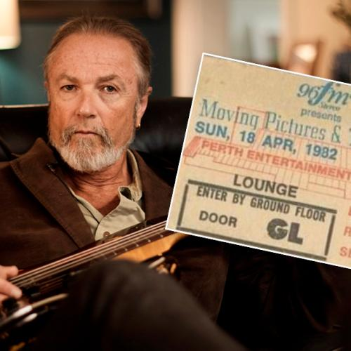 The Church's Steve Kilbey Recalls Walking Off-Stage At First Perth Gig, & Clairsy Was There