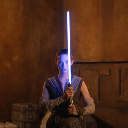 Disney Have Just Gone And Made An Actual Lightsaber And It Looks So Cool!