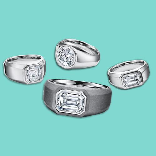 Tiffany & Co Are Doing Engagement Rings For Men & Why Hasn't This Happened Earlier?