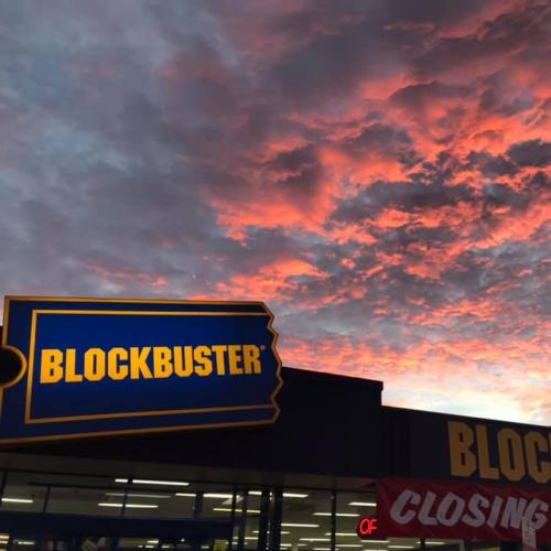 Blockbuster Morley's Huge Sign Has, Thankfully, Found A Loving New Home