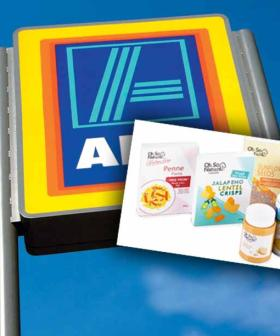 Aldi's New Wooden Food Play Sets Include Vegan Option