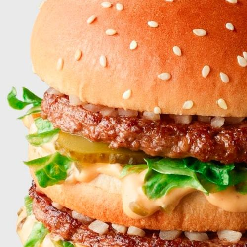 Don't Forget That You Can Get A Big Mac For A Measly 50c TODAY