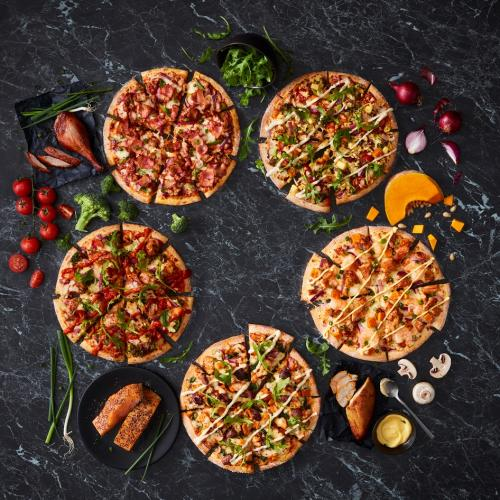 Domino's Have Added Broccoli And Salmon 'Superfood' Pizzas