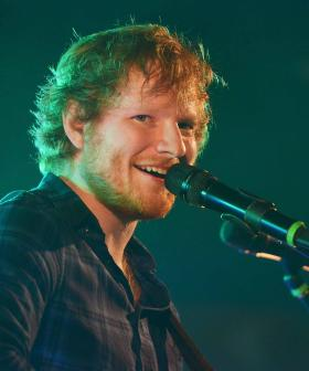 Check Out Ed Sheeran's New Look As He Announces First Single In Four Years