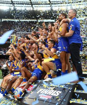 'It's What's Happening Now That Matters': An AFL Grand Final In Perth Is Within Reach