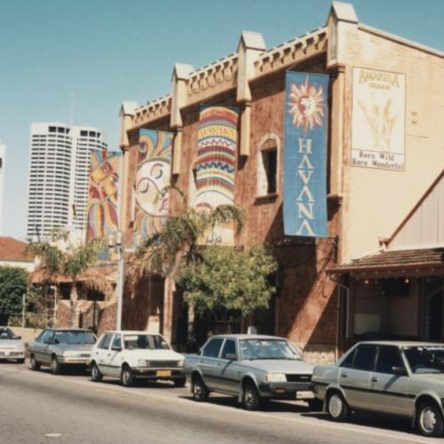 The State Library Posted Some Pics Of Perth's Old Nightclubs & It's One Helluva Rabbit Hole