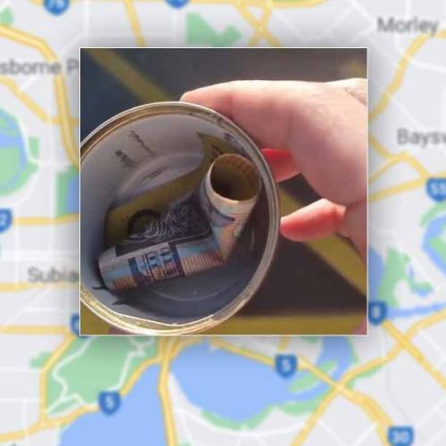 Umm, So A Generous Mystery Man Is Dropping $50 Notes All Over Perth