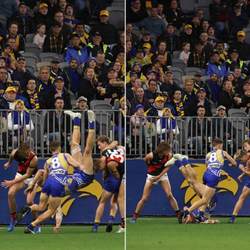 'He Was Out Of It': Elliot Yeo's Changeroom Chat With Oscar Allen After Sickening Concussion