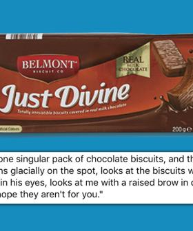 'I Hope They Aren't For You!': Woman Shamed By Stranger For Buying Chocolate Biscuits