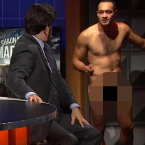 Viewers Left Stunned After ABC Airs Full-Frontal Nudity During Shaun Micallef's 'Mad As Hell'