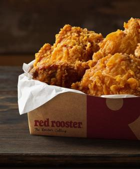 Red Rooster Are Giving Away A Year's Worth Of Fried Chicken