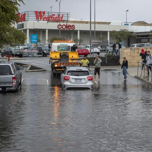 Perth To Cop A Week-Long Drenching Starting From Right Now