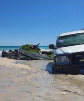 Four Vehicles In Three Days: Is Cable Beach Broome's Answer To Baysie Bridge?
