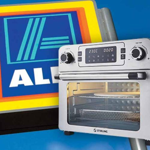 Aldi About To Drop In On Airfryer Market With This Schmick Unit For Just $100