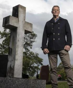 Meet The 'Coffin Confessor' Who Attends Funerals & Spills The Tea On His Dead Clients' Behalf