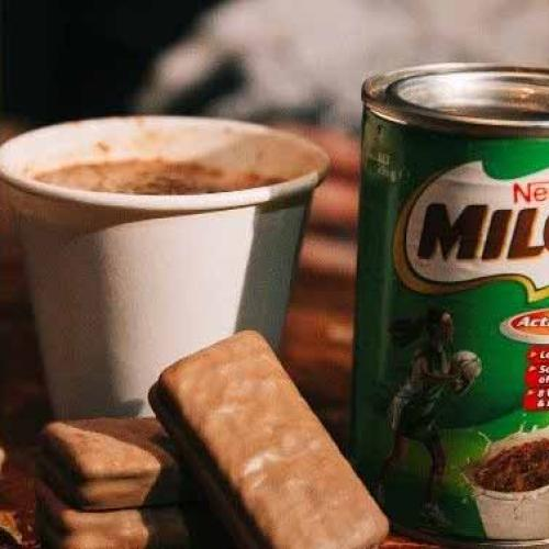 This Perth Dive Bar Has Your New Fave Winter Sip: Rum & Milo Tim Tam Slams
