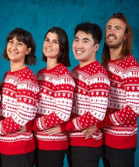 KFC Have Released These Limited Edition Christmas In July Jumpers