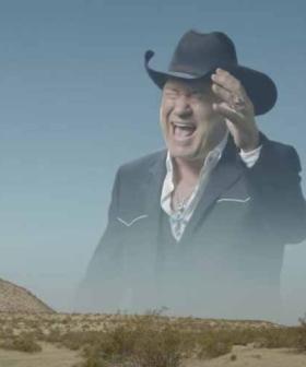 Jimmy Barnes Shows Off His 'Warm-Up Scream Technique' In New TikTok Vid