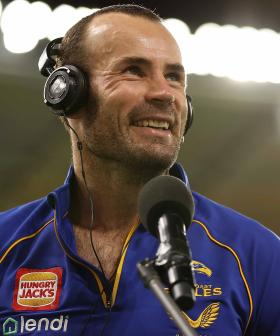 Eagles' Hurn Loves The 300-Game Hashtag Going Around (But Not As Much As Mundy's)