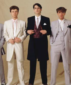 Spandau Ballet's Gary Kemp On Live Aid, Duran Duran... & Having Dinner Last Week With Mick Jagger