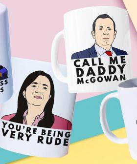 Commemorate The Pandemic With This Range of Mugs Featuring Our State Premiers