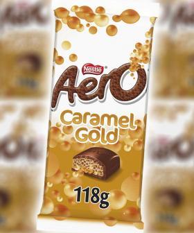 Now Aero Have Jumped On The Caramilk-Style Chocky Bandwagon