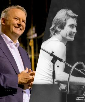 Anthony Albanese reminisces about Charlie Watts