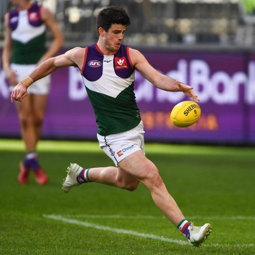 Mundy Got ~Strangely Vague~ When We Asked About Brayshaw's Future As Freo's Captain
