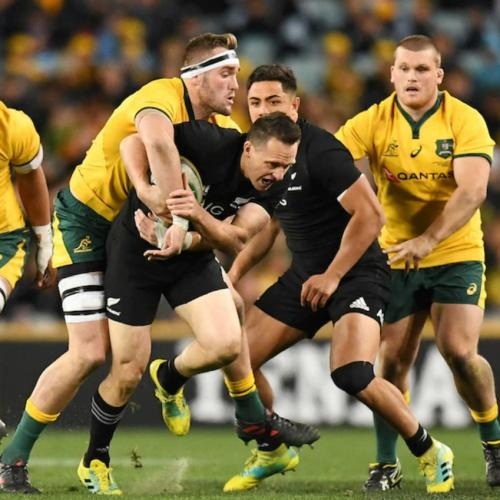 Rugby Australia Blindsided Over NZ's Perth Test Decision