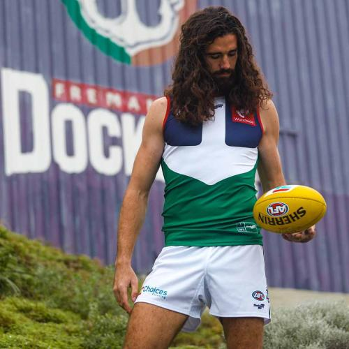 The Comment That Hinted That Freo's Retro Jumper Might Make A Comeback...
