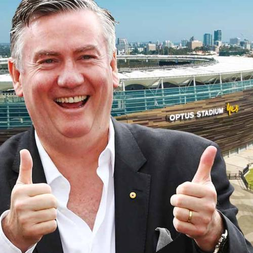 'If It's Not The MCG, Then It's Perth': Eddie McGuire On AFL Grand Final