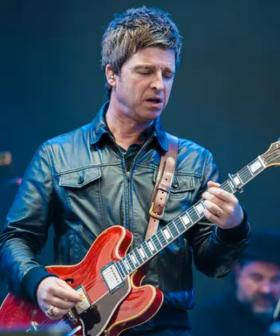 Noel Gallagher Says His 10-Year-Old Showed Him How To Play An AC/DC Song